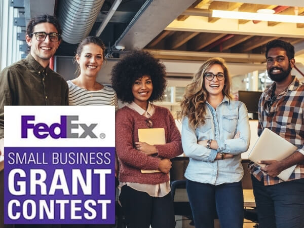 FedEx Small Business Grant available in Gresham Oregon