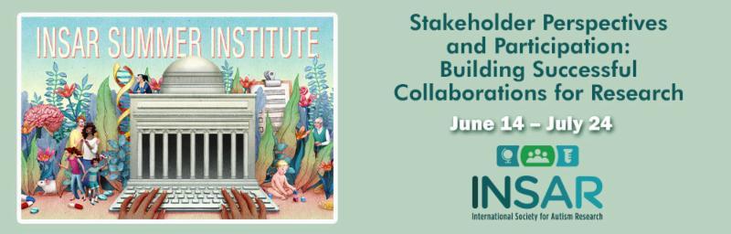 INSAR 2018 Summer Institute Banner