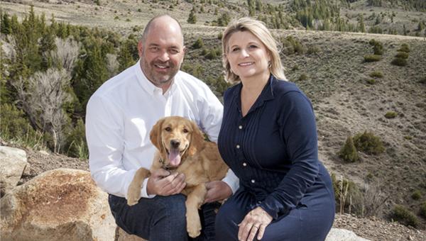 Tony and Kelly Pestello