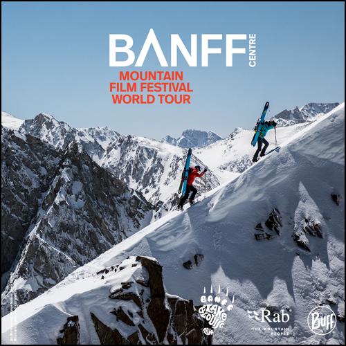 BOEC's Banff Film Festival