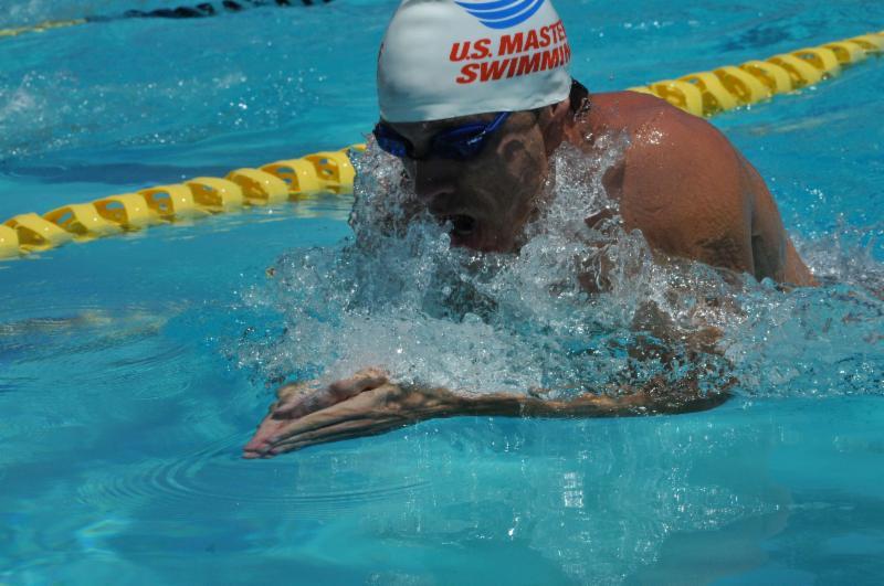 swimming, swimming, pool, breaststroke, rob