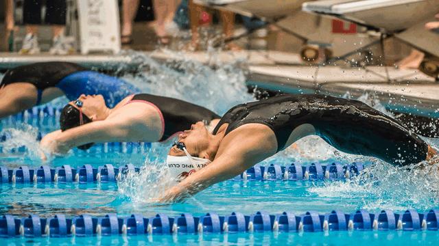backstroke starts