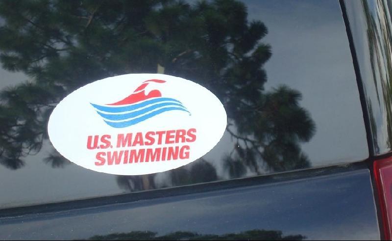 USMS Sticker, car window