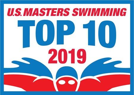 2019 Top Ten Patch