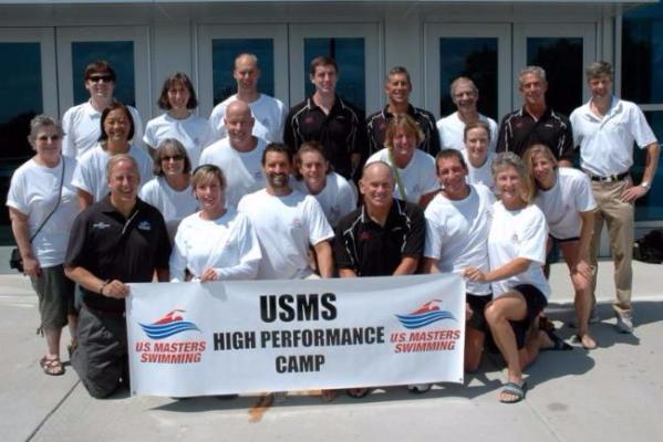 high performance camp