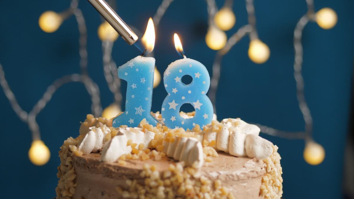 TDC Birthday Candles