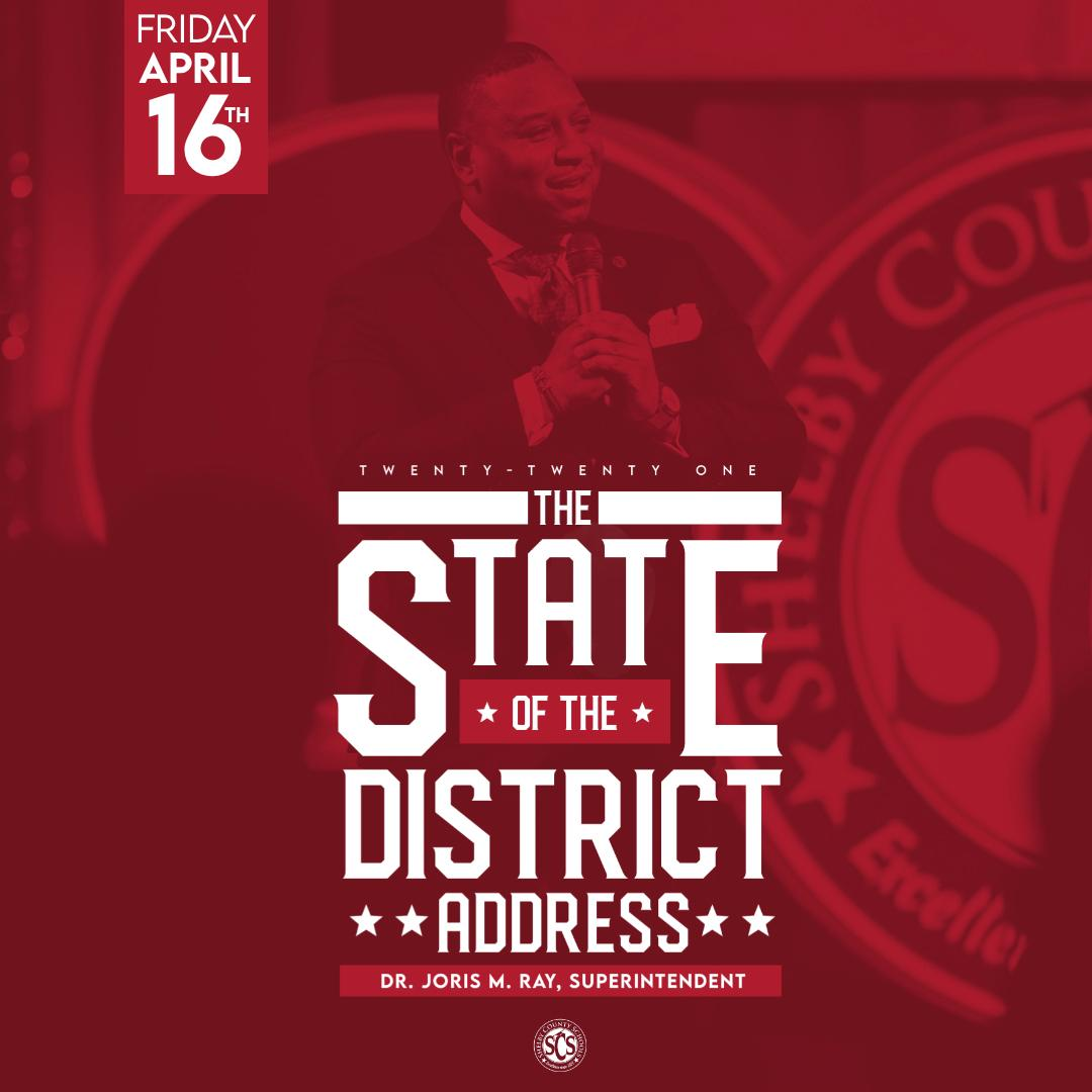 Graphic for 2021 State of the District