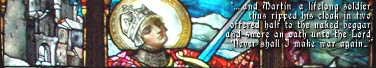 saint martin window