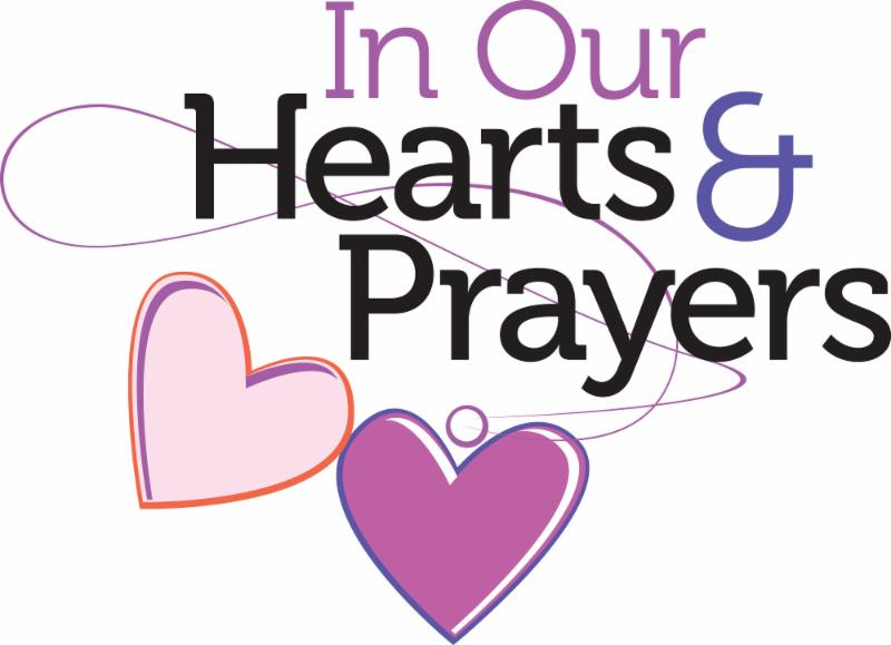 Image result for in our prayers clip art