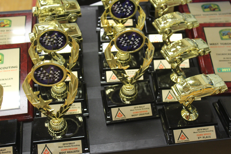 Some of the Hardware