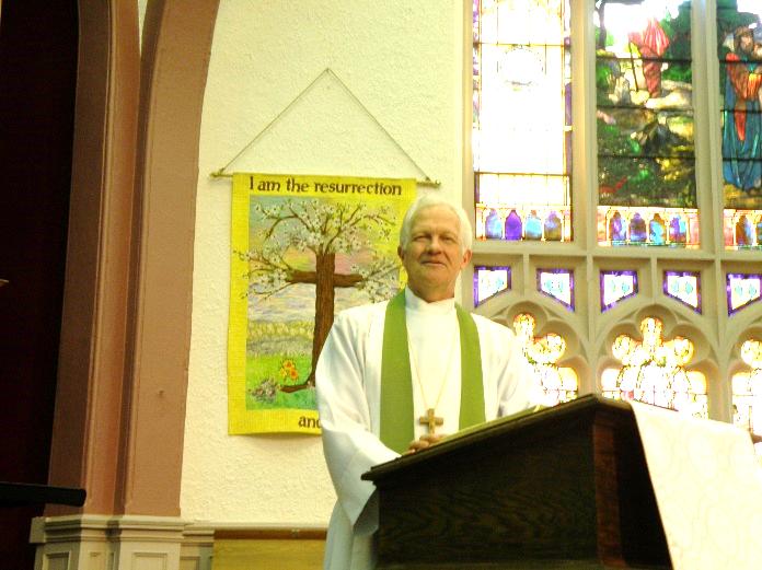 Rev. Jon Carlisle
