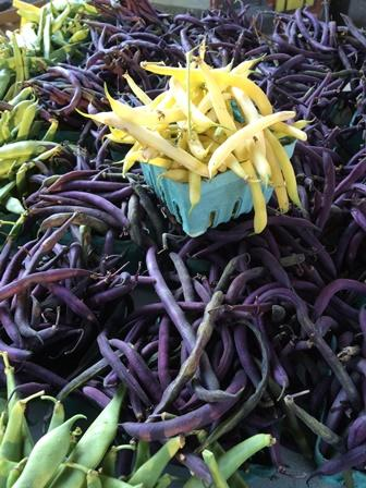 Colorful String Beans
