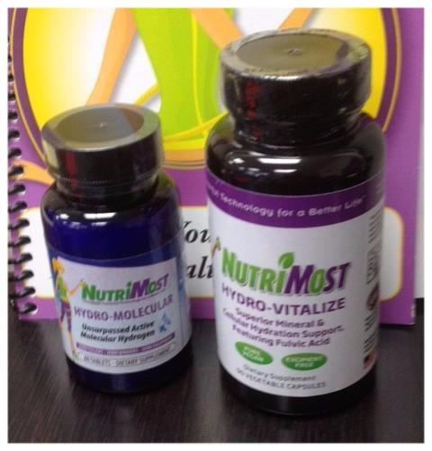 Weight No Longer With Nutrimost Li