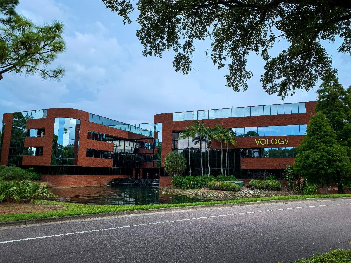 Vology Corporate building