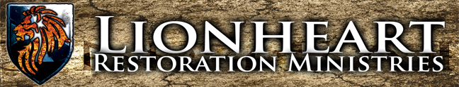Lionheart Header Sign