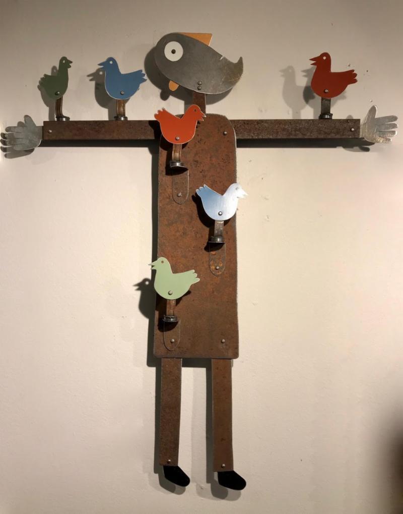 bird house man