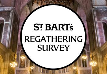 St. Bart's Regathering Survey