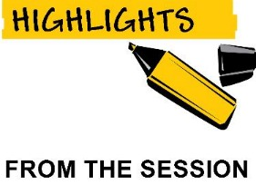 Session Highlights