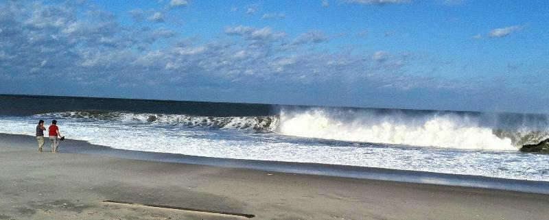Pt Beach After Irene