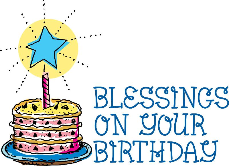 birthday blessing