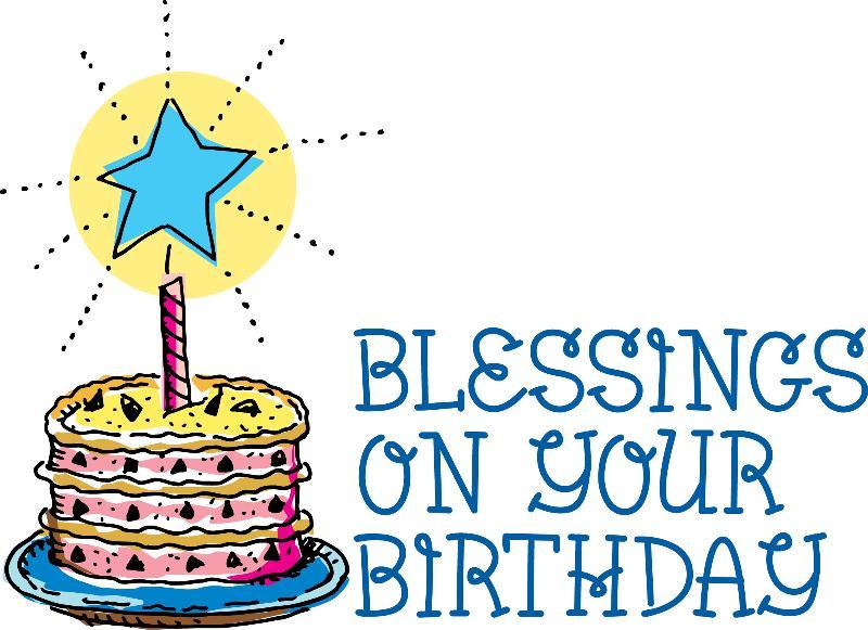 birthday blessing