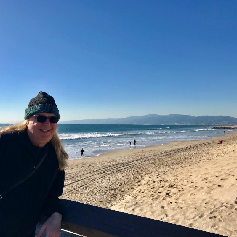 61st Grammys - Venice Beach