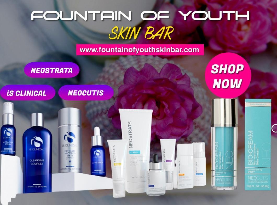 Fountain of Youth Skin Bar