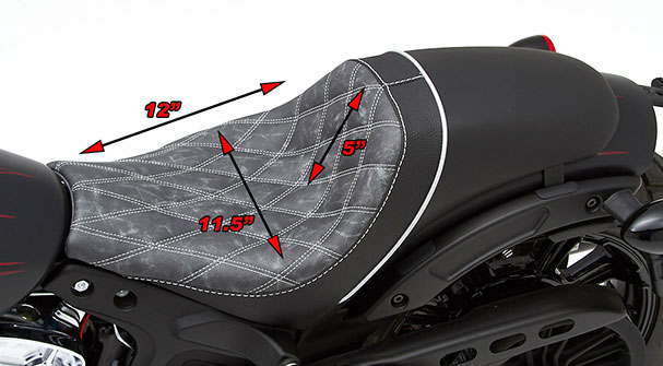 New Product Announcement - Brave Fastback saddle for 2017