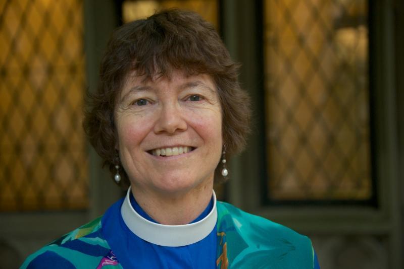 Rev.Margaret Bullitt-Jonas