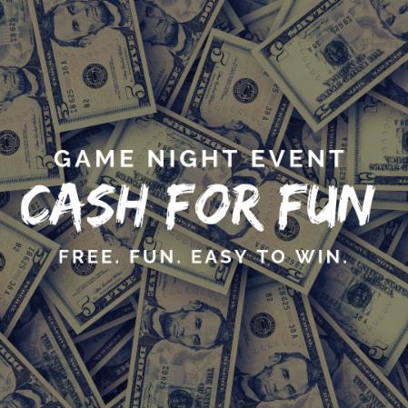 Cash For Fun