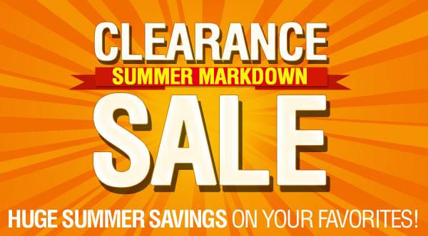 221838e41771ce Huge Clearance Sale starts Thursday