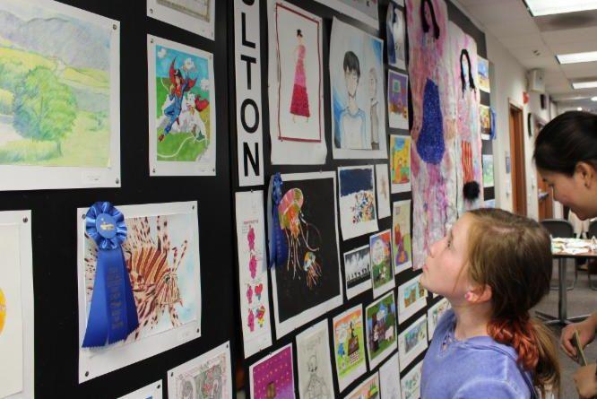 17th Annual District Art Show