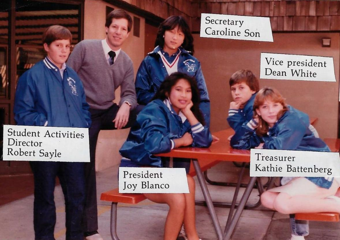 Middle School in the 1980s