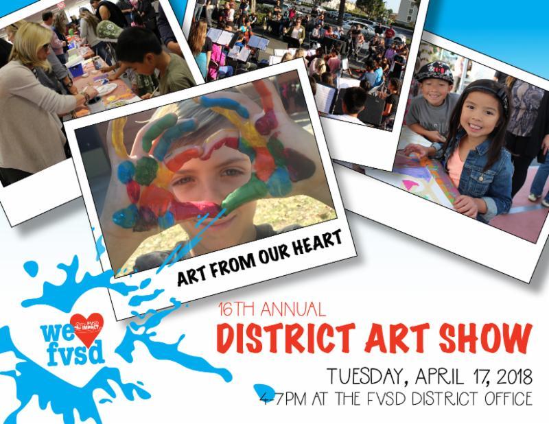 16th Annual District Art Show