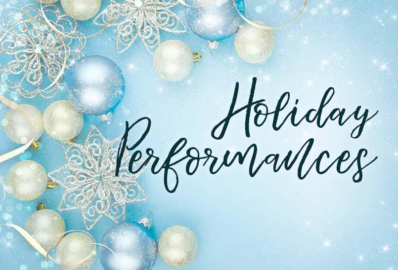 holiday performances image