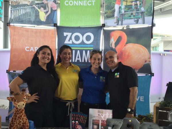 Sara Green of Zoo Miami Foundation