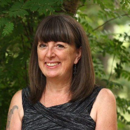 photo of Charlene Bearhead