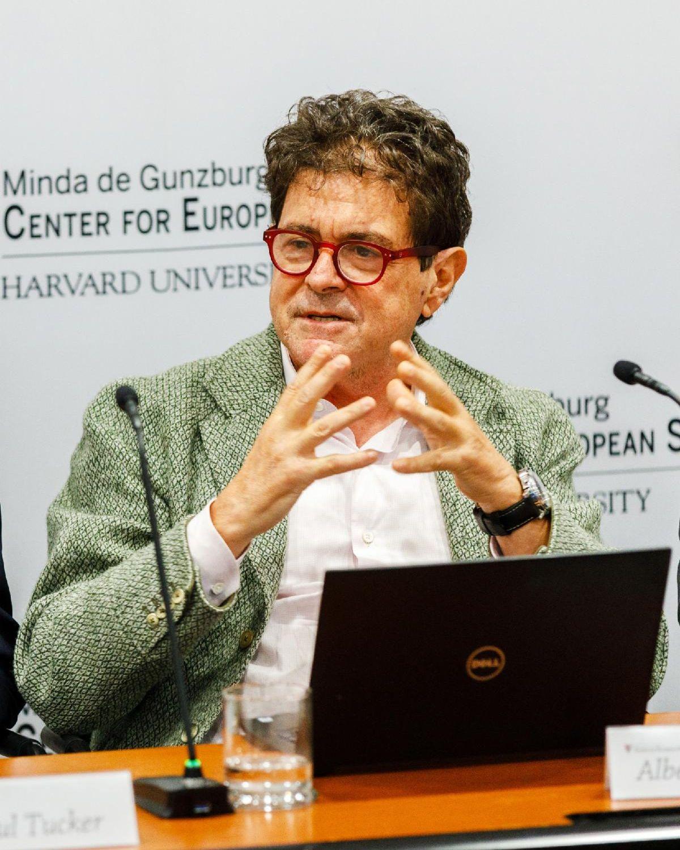 Alberto Alesina - 2018