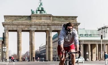 Brandenburg Gate in Berlin