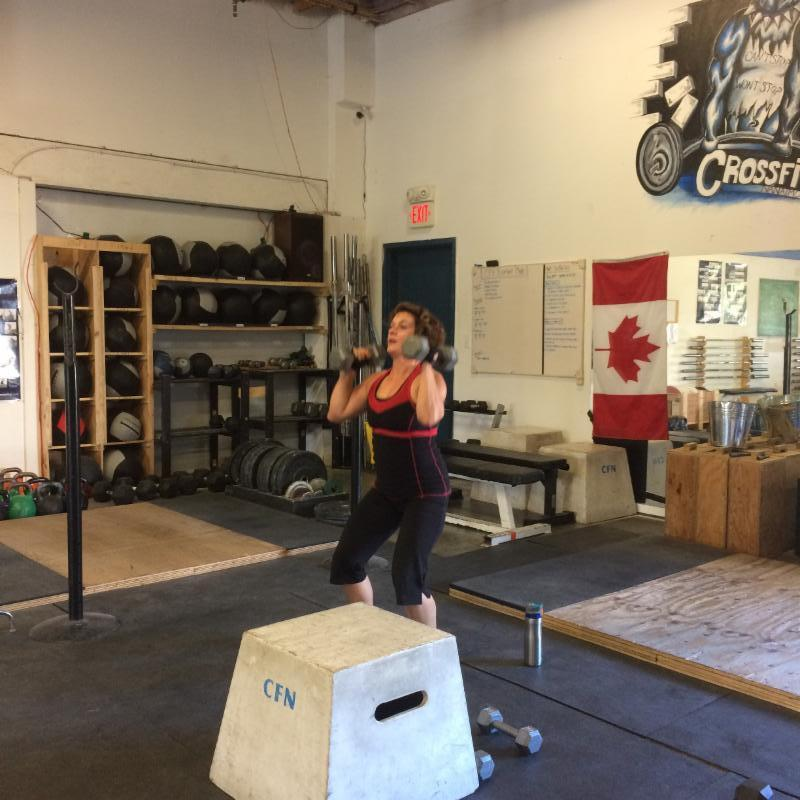 CrossFit Nanaimo July Newsletter - 3,2,1 Go!