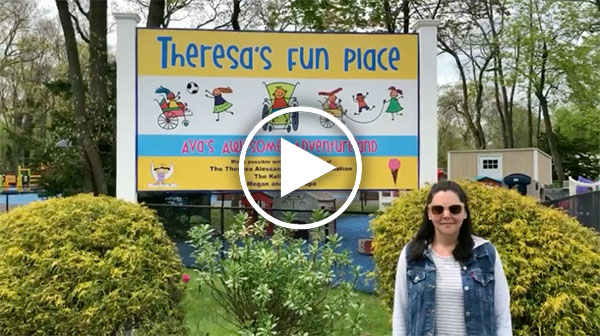 Tour of Theresa's Fun Place video thumbnail. Click for the video.