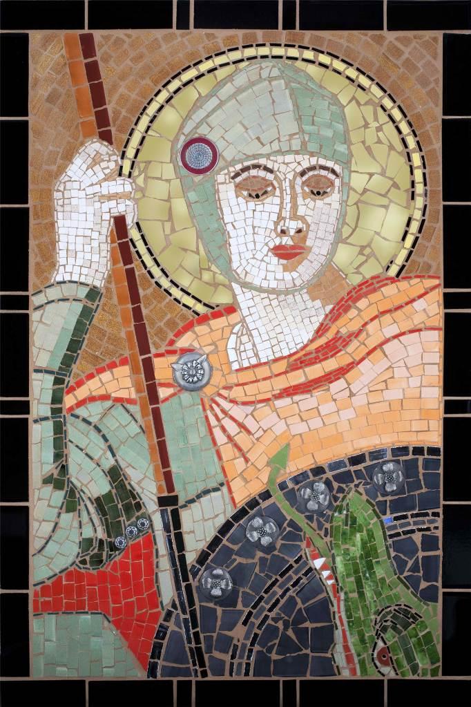 st george mosaic