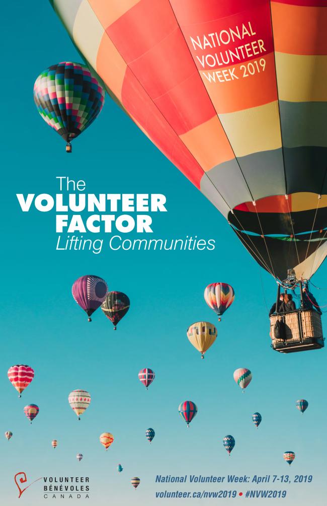 Volunteer week 2019