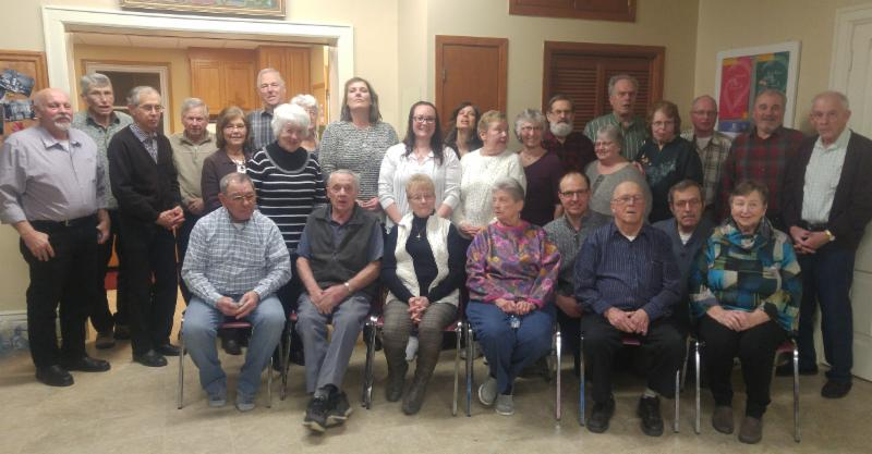 listowel volunteers 2018