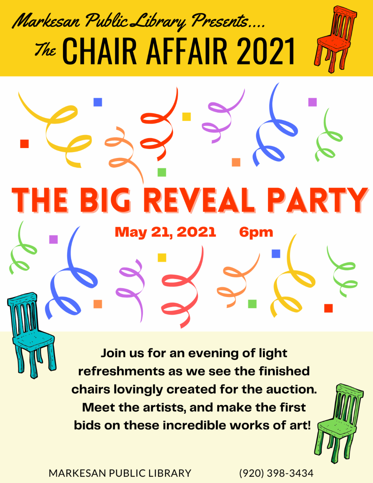 Big Reveal Party