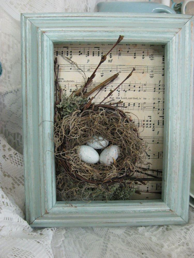 Musical nest frame craft kit