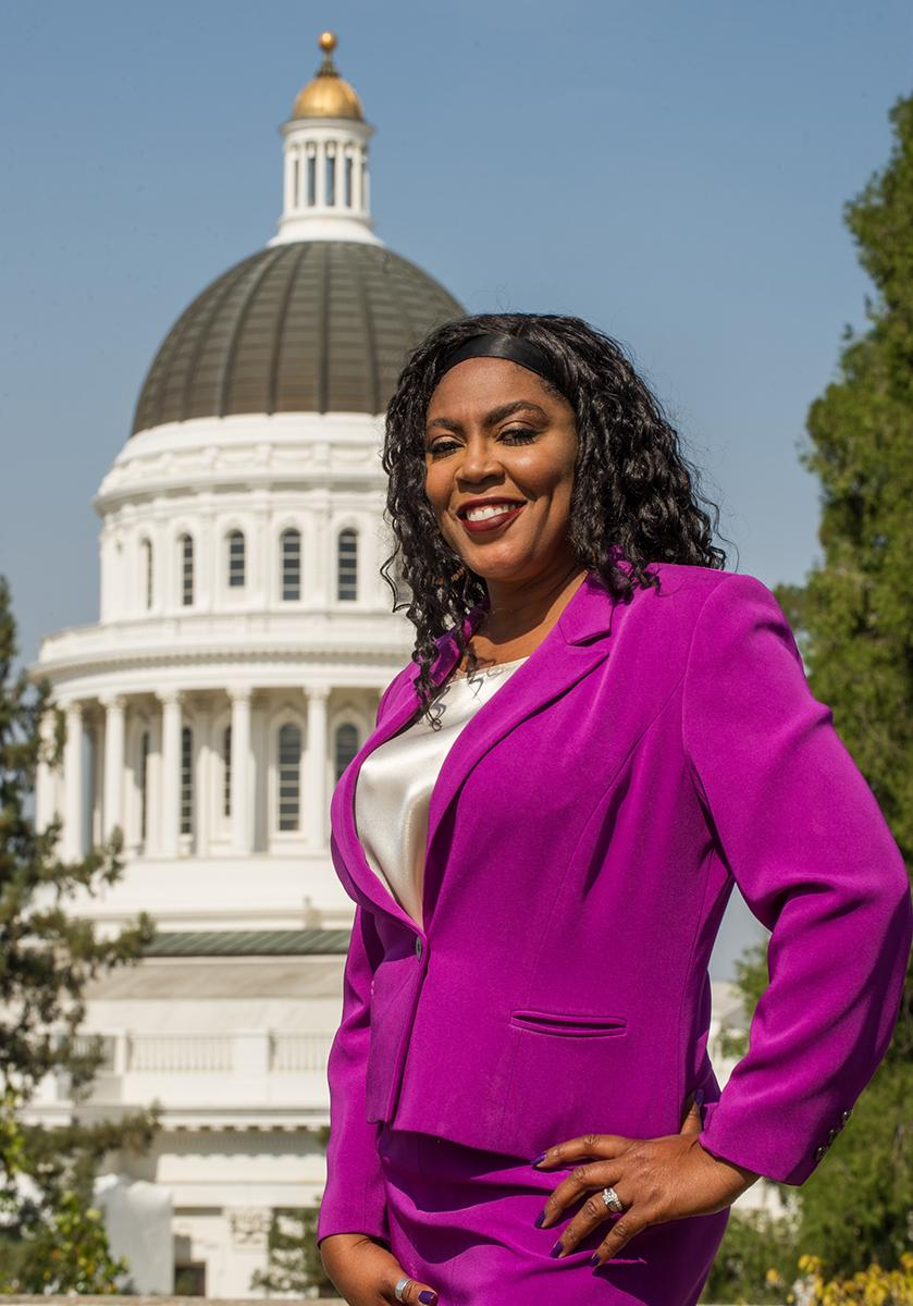 Acting Civil Rights Assistant Director Sabrina Watts-Jefferson