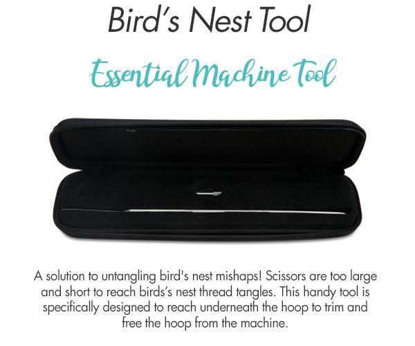 birds nest tool