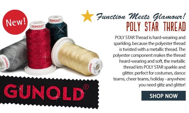 poly star thread