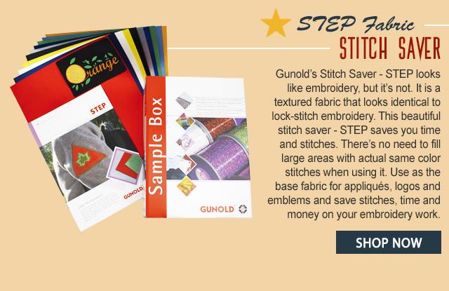 step fabric stitch saver